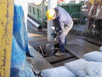 Pozzo per barriera idraulica