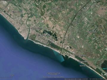 """Monitoraggio aree interrate dei """"laghetti di Castel Volturno"""""""