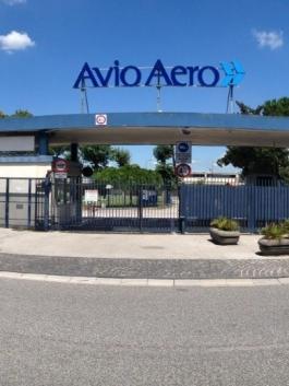 Stabilimento Avio S.p.A. (POMIGLIANO D'ARCO - NA)