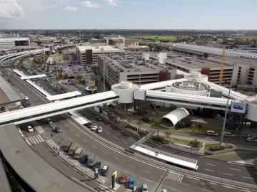 """Aeroporto """"Leonardo Da Vinci"""" (ROMA)"""