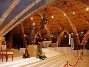 SS. Santuario di Padre Pio