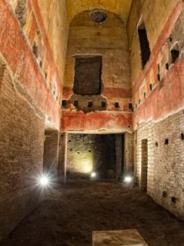 Domus Aurea Residenza dell'Imperatore Nerone (ROMA)