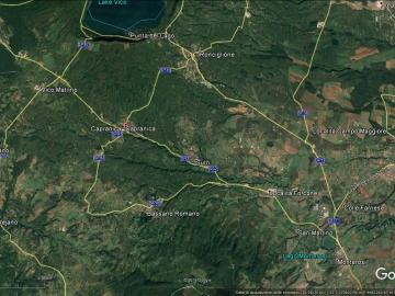 """Completamento dell'adeguamento a quattro corsie della ex S.S. N.2 """"Via Cassia"""""""